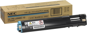 PR-L2900C-13 NEC トナーカートリッジ3K(シアン)