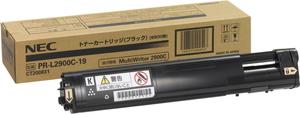 PR-L2900C-19 NEC トナーカートリッジ6.5(ブラック)