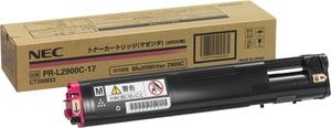 PR-L2900C-17 NEC トナーカートリッジ6.5(マゼンタ)
