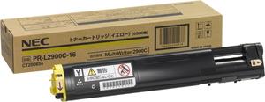 PR-L2900C-16 NEC トナーカートリッジ6.5(イエロー)