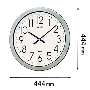 KH407S セイコークロック 掛け時計 [KH407S]【返品種別A】