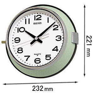 KS474M セイコークロック 掛け時計 [KS474M]【返品種別A】