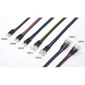 驚きの値段で LEDライト 直径3mmレッド タミヤ 卓越 54009