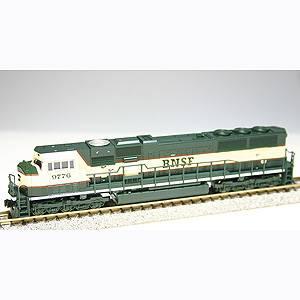 [鉄道模型]ホビーセンターカトー 176-6301 (Nゲージ) 176-6301 BNSF EMD EMD SD70MAC キャブヘッドライト BNSF #9776, Clover Planning:735a114b --- officewill.xsrv.jp