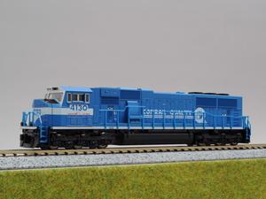 [鉄道模型]カトー (Nゲージ) 176-6305 EMD SD70MAC キャブヘッドライト Conrail #4130