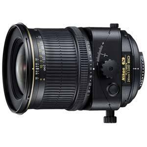 PC-E-24/-F3.5D-ED ニコン PC-E NIKKOR 24mm f/3.5D ED ※FXフォーマット用レンズ(36mm×24mm)