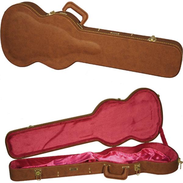 ゲーター 木製ギターケース [GWSGBROWNキクタニ]【返品種別A】 GATOR SG用 GW-SG-BROWN