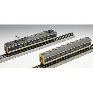 [鉄道模型]トミックス 【再生産】(Nゲージ) 92327 国鉄 583系特急電車 2両増結セット(M)