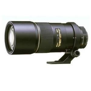 AF-SED300/4D(IF) ニコン Ai AF-S Nikkor 300mm f/4D IF-ED ブラック ※FXフォーマット用レンズ(36mm×24mm)