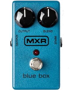 M103 MXR オクターブファズ Blue Box Octave Fuzz