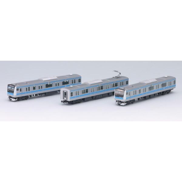 [鉄道模型]トミックス 【再生産】(Nゲージ) 92348 JR E233-1000系通勤電車 (京浜東北線) 3両基本セット