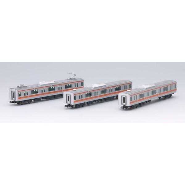[鉄道模型]トミックス 【再生産】(Nゲージ) 92337 JR E233-0系通勤電車(中央線・T編成)3両増結セットI