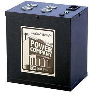400PRO リチャード・グレイス・パワー・カンパニー パラレル・パワー・デリバリー・ACエンハンサー Richard Gray's Power Company