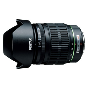 DA17-70/4ED(IF)SDM ペンタックス DA 17-70mm F4 AL [IF] SDM(フード付) ※DAレンズ(デジタル専用)