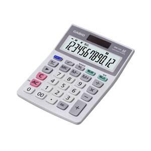 MW-12A-N カシオ 卓上電卓 ミニジャストサイズ 12桁
