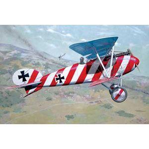 【再生産】1/32 独・アルバトロス D.III OAW工場製戦闘機 WW-I【032T608】 ローデン