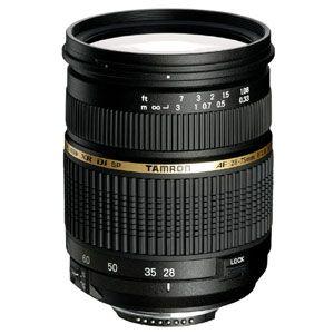 A09N2-SP28-75DIニコン タムロン SP AF 28-75mm F2.8 XR Di(Model:A09)※ニコンマウント ※Di シリーズ (デジタル/フィルム兼用 フルサイズ対応)