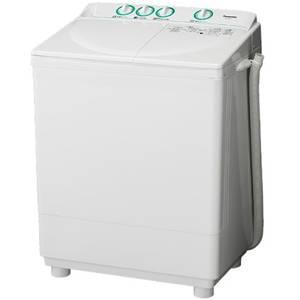 (標準設置料込)NA-W40G2-W パナソニック 4.0kg 2槽式洗濯機 ホワイト Panasonic