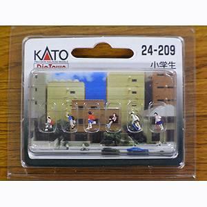 鉄道模型 カトー 激安通販専門店 Nゲージ 送料無料お手入れ要らず 24-209 小学生
