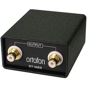 ST-M25 オルトフォン モノラル専用MC昇圧トランス ortofon