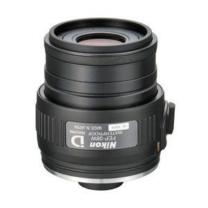 FEP38W ニコン EDGフィールドスコープ専用接眼レンズ FEP-38W