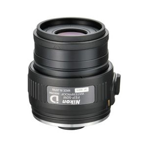 FEP50W ニコン EDGフィールドスコープ専用接眼レンズ FEP-50W