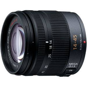 H-FS014045 パナソニック LUMIX G VARIO 14-45mm F3.5-5.6 ASPH.MEGA O.I.S. ※マイクロフォーサーズ用レンズ