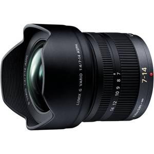 H-F007014 パナソニック LUMIX G VARIO 7-14mm F4.0 ASPH ※マイクロフォーサーズ用レンズ