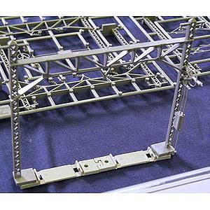 大人気! 鉄道模型 トミックス Nゲージ 3078 複線架線柱 鉄骨型 24本セット 大規模セール