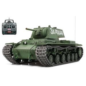 正規激安 1/16 KV-1 電動RCタンク組立セット RCT KV-1 タミヤ 重戦車 重戦車 フルオペレーション(プロポセット)【56027】 タミヤ, ロレックス専門店サテンドール:f66f2af2 --- canoncity.azurewebsites.net