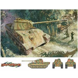 1/35 WW.IIドイツ軍 Sd.Kfz.171 パンターG型 初期生産型 第26戦車連隊 イタリア戦線【CH6267】 サイバーホビー