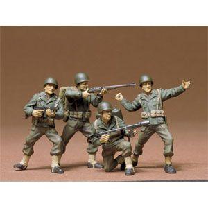 1/35 アメリカ歩兵セット【35013】  タミヤ