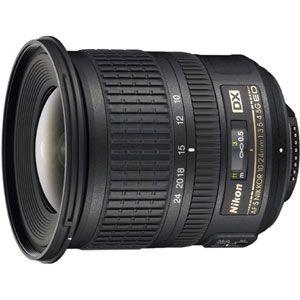 AF-SDX10-24/3.5-4.5G ニコン AF-S DX NIKKOR 10-24mm f/3.5-4.5G ED ※DXフォーマット用レンズ(24mm×16mm)
