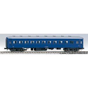 休み 鉄道模型 カトー 再生産 SALE HO 1-511 オハ35 ブルー