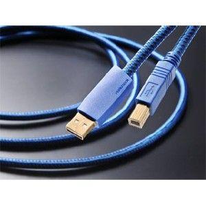 GT2 USB-B/5.0M フルテック オーディオグレードUSBケーブル 【A】タイプコネクターオス⇔【B】タイプコネクターオス (5.0m)