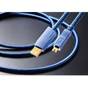 GT2 USB-MB/5.0m フルテック オーディオグレードUSBケーブル 【A】タイプコネクターオス⇔【ミニB】タイプコネクターオス (5.0m)