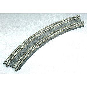 [鉄道模型]カトー (Nゲージ) 20-181 ユニトラック 複線曲線線路 R414/381-45゜(2本入)