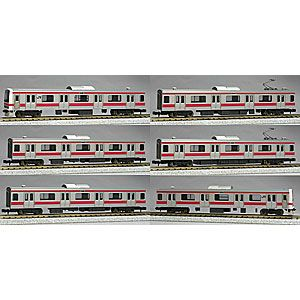 [鉄道模型]トミックス 【再生産】(Nゲージ) 92807 JR209 500系通勤電車(京葉線) セット(6両)
