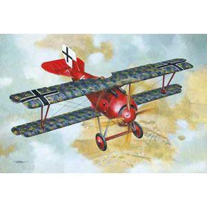 【再生産】1/32 独・ジーメンスシュケルト D.III 複葉戦闘機 WW-I【032T610】 ローデン