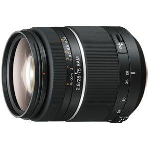 SAL2875 ソニー 28-75mm F2.8 SAM ※Aマウント用レンズ(フルサイズ対応)