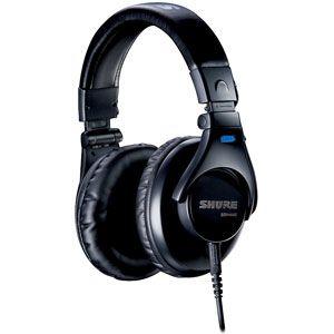 SRH440 シュア モニターヘッドホン SHURE SRH440