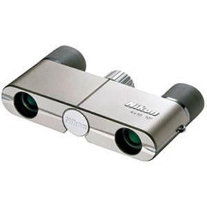 ユウ4X10D GL ニコン 双眼鏡「遊 4X10D CF」(倍率4倍)(シャンパンゴールド)