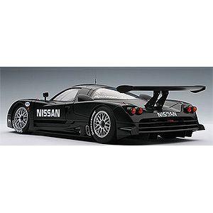 1/18 日産 R390 GT1 ルマン 1997 テストカー【89778】 オートアート