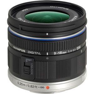 MZED9-18MMF4.0-5.6 オリンパス M.ZUIKO DIGITAL ED 9-18mm F4.0-5.6 ※マイクロフォーサーズ用レンズ
