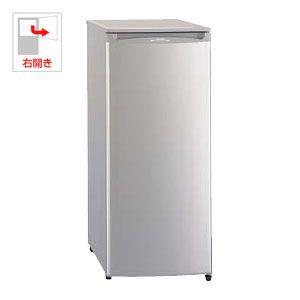 (標準設置料込)RF-U11ZF-S 日立 113L 冷凍庫(フリーザー)メタリックシルバー HITACHI