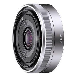 SEL16F28 ソニー 16mm F2.8 ※Eマウント用レンズ(APS-Cサイズ用)