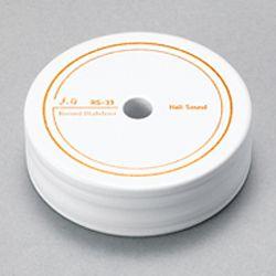 RS-33W(FO.Q) 木曽興業 レコードスタビライザー ピースホワイト