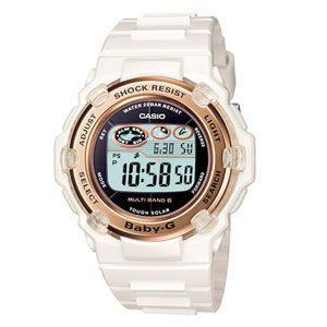 BGR-3003-7AJF カシオ 【国内正規品】Reef MULTI BAND 6 Baby-G ソーラー電波時計 [BGR30037AJF]【返品種別A】