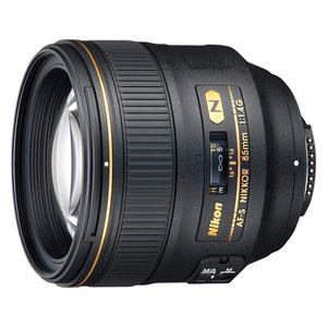 AF-S85/1.4G ニコン AF-S NIKKOR 85mm f/1.4G ※FXフォーマット用レンズ(36mm×24mm)