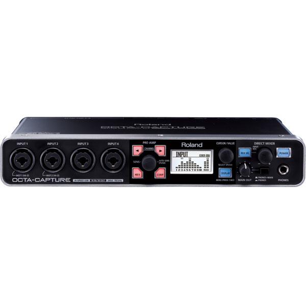 UA-1010 ローランド USBオーディオインターフェイス Roland OCTA-CAPTURE